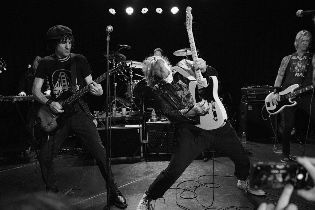 Jesse Malin, Butch Walker, Duff McKagan